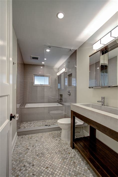 Narrow Bathroom Design by 19 Narrow Bathroom Designs That Everyone Need To See