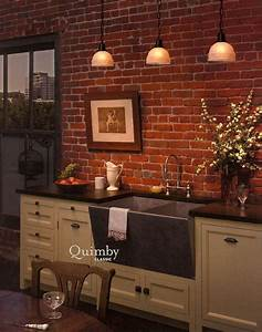 Interior designs modern fake exposed brick wall ideas