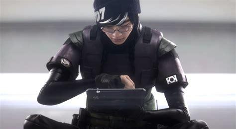 siege korian rainbow six siege adds three operators culture of gaming