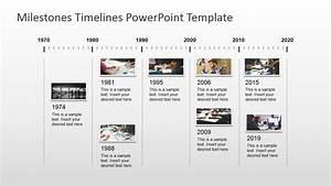 milestones timeline powerpoint template slidemodel With milestone chart templates powerpoint