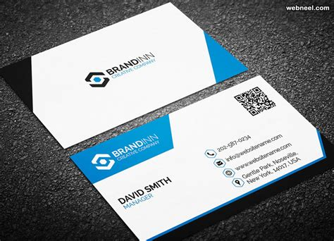 Visiting Card Design For It Companies (6)  Card Design Ideas