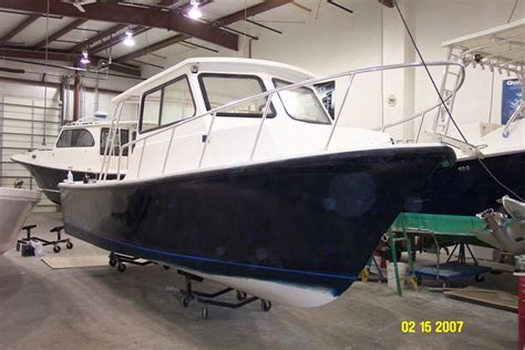 Judge Yachts Boat Trader by Judge Yachts 27 Chesapeake Sale Page 7 The Hull