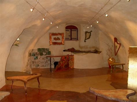 eclairage led pour cuisine décoration cave voutee