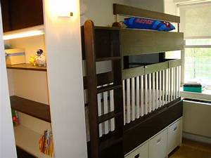 Hand Crafted Bunkbed Crib By Endless Design