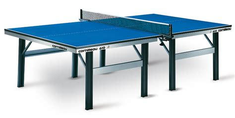 table ping pong cornilleau 610 ittf indoor competition pro