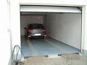 Auto In Der Garage : garagenboden baublog von katja alexey ~ Whattoseeinmadrid.com Haus und Dekorationen