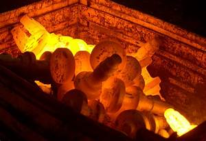 Warm, Forging