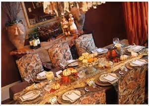 thanksgiving dinner tablescapes everyday giggles