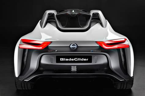 Nissan Prototype by Nissan Bladeglider Prototype Unveiled In Car Magazine