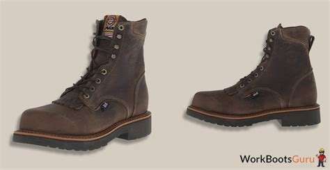 most comfortable steel toe work boots the 5 most comfortable composite toe work boots for a