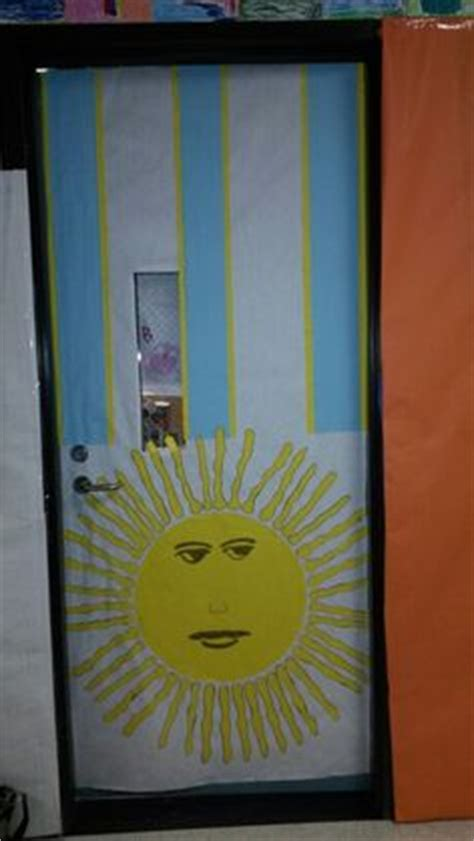 hispanic heritage door decor  anita minguela classroom