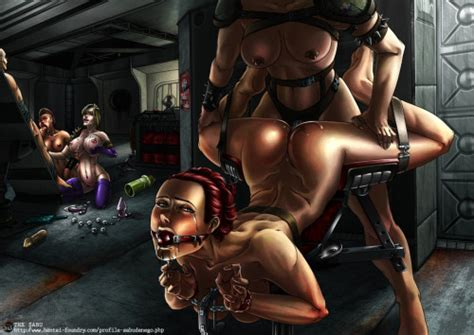 Hentai Fallout 3 Amata Porn Hot Pics