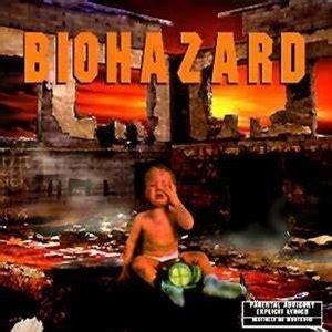 biohazard album wikipedia
