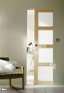 Porte Coulissante Atelier Castorama : porte galandage des portes coulissantes belles et ~ Melissatoandfro.com Idées de Décoration