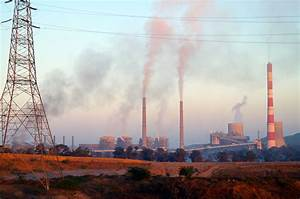 pollution thermal power plant at sarni betul district ...