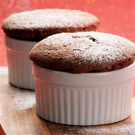 chocolate souffle recipe easy to make 500 calories