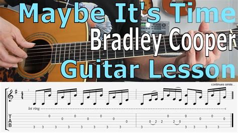 Maybe Its Time Bradley Cooper Mp3 [12.39 Mb]
