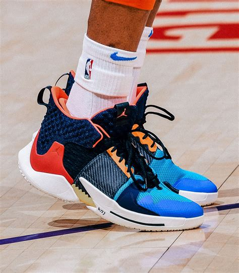 What Pros Wear Russell Westbrooks Air Jordan Why Not