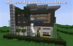 minecraft maison moderne minecraft aventure