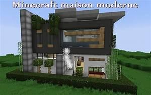 Minecraft Maison Moderne : Minecraft-aventure com