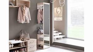Garderobe Mit Spiegel : garderobe alfred in edelbuche mit spiegel ~ Eleganceandgraceweddings.com Haus und Dekorationen