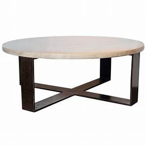 limestone top with x base steel coffee table for sale at With limestone coffee table