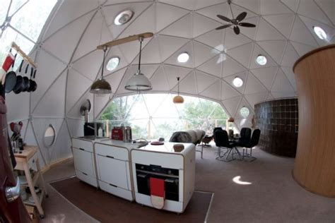 An Ecofriendly Vacation Dome In Scotland