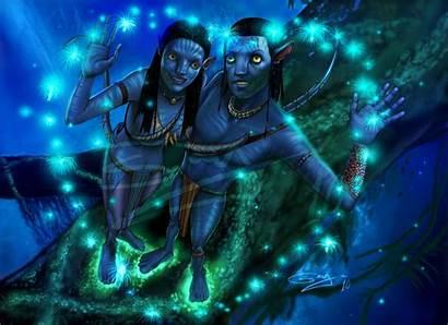 Avatar Wallpapers Background Neytiri Backgrounds Desktop Abyss