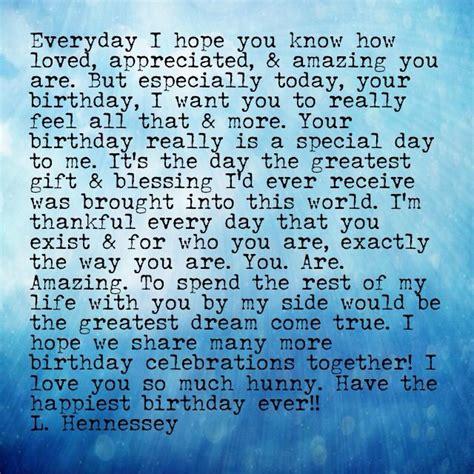 boyfriend birthday quotes ideas  pinterest