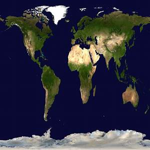 NASA Earth Map - Pics about space