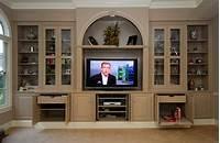 built in entertainment centers Custom Built-In Entertainment Centers - Walmer Enterprises ...