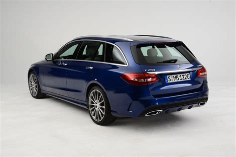 Mercedes C Class Estate Photo by Mercedes C Class Estate 2014 Revealed Auto Express