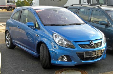 Opel Corsa Opc by File Opel Corsa D Opc Front Jpg