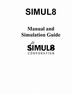 Manual And Simulation Guide