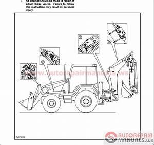 Free Auto Repair Manual   Terex All Set Service Manual