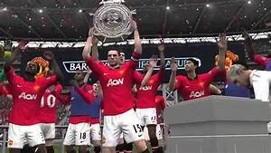FIFA 14 Manchester United Champions PS4 YouTube