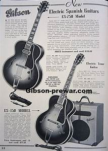 Gibson Pre-war Guitars  Kevin Mark Designs