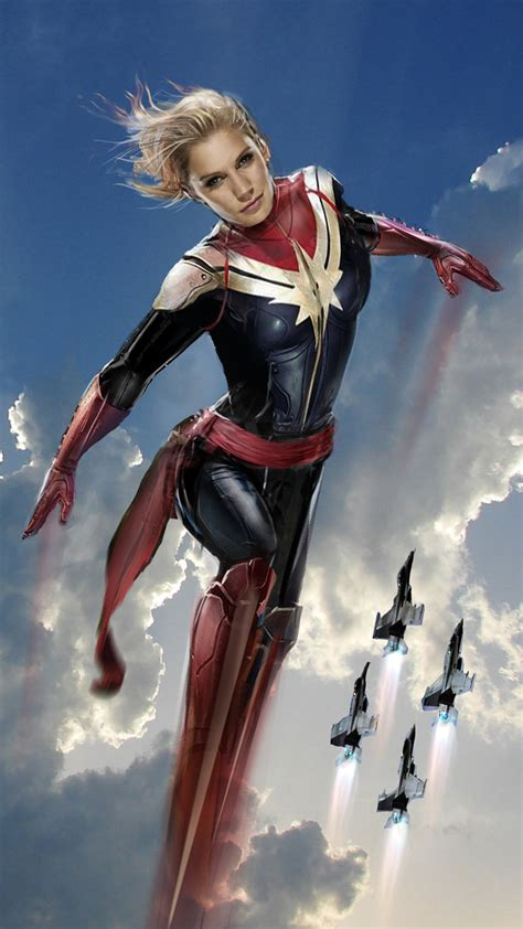 [movie] Captain Marvel Announced, July 6, 2018 Comicbooks