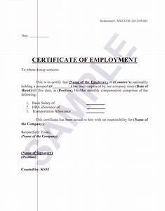 Sample certificate of employee thecheapjerseys Image collections