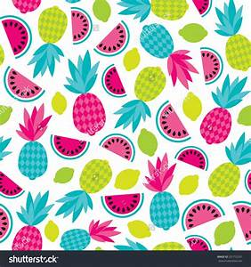 Summer Fruit Patterns | www.pixshark.com - Images ...