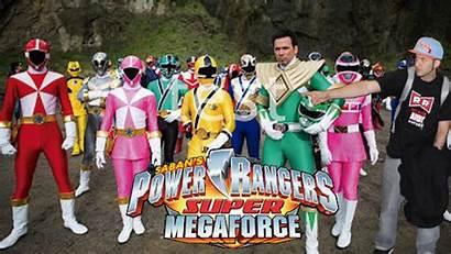 Rangers Power Megaforce Tommy Super Jason Frank