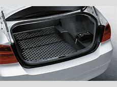BMW Genuine Tailored Luggage Boot Mat E90E92 3 Series