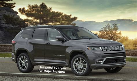 Jeep Grand Future Models by Future 2019 2021 Jeep Grand Wagoneer Success Or