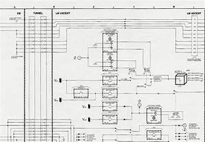 Apollo 13 Flown to the Moon CSM-LM Elec Interface Schematic