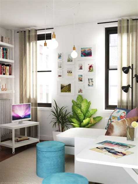 17 best ideas about tiny studio apartments on