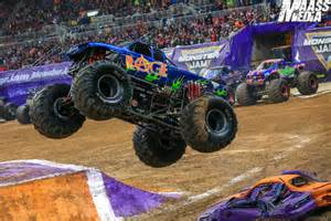 2017 All Monster Jam Trucks