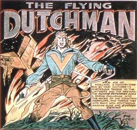 flying dutchman character comic vine