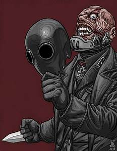 Annual Gallery of 31 Days of Halloween Geek and Horror Art