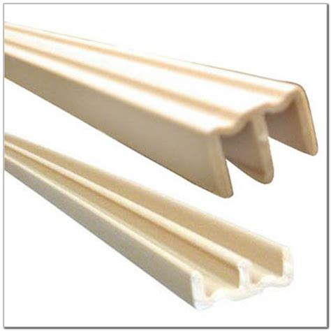 Cupboard Door Track by Plastic Track For Sliding Cabinet Doors Cabinet Home