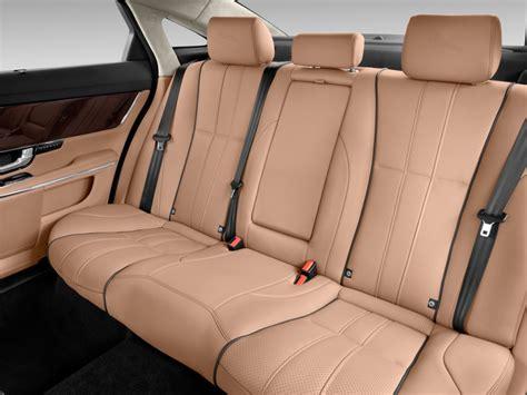 image  jaguar xj  door sedan xjl supercharged rwd rear seats size    type gif